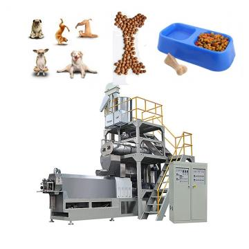 Automatic Animal Feed Production Line Livestock Cattle Feed Machine