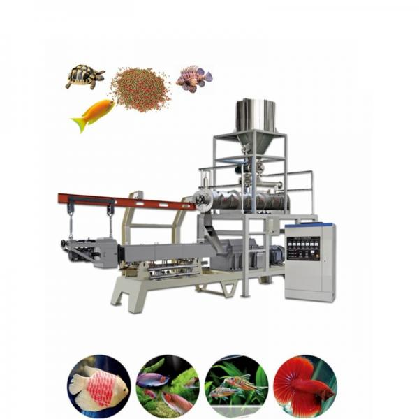 Dayi New Design Floating Fish Feed/Dry Pet Food Production Line