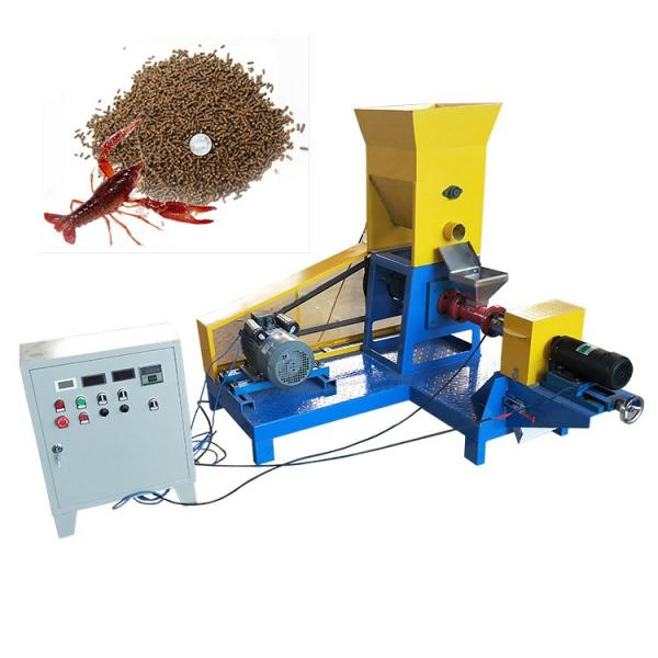 Best Feedback CE Approval Fish Extruding Feed Processing Production Line
